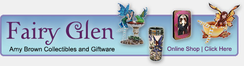 Fairy Glen - Amy Brown Collectibles and Giftware